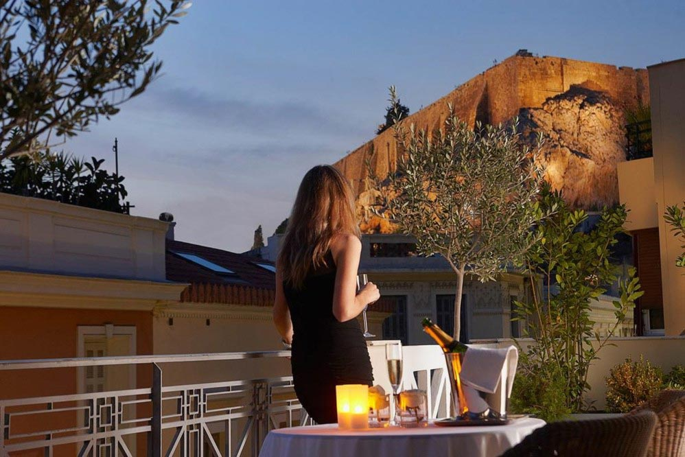 Ava Hotel And Suites Athens